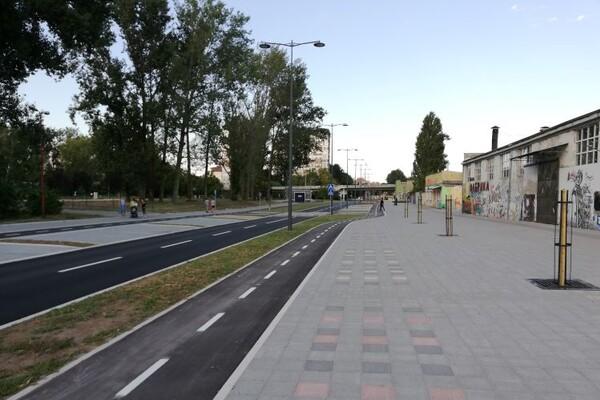 FOTO: Završeni radovi na Bulevaru despota Stefana