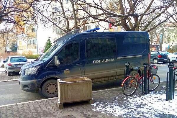 Uhapšen zbog više krađa počinjenih po prodavnicama na Podbari