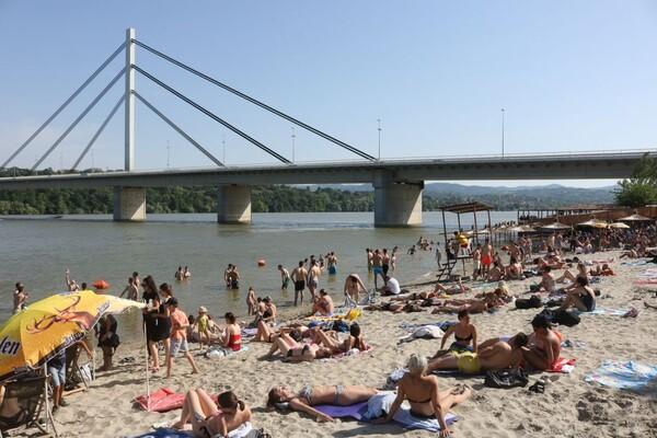 Pretežno sunčano i veoma toplo, najviša dnevna u NS oko 35°C