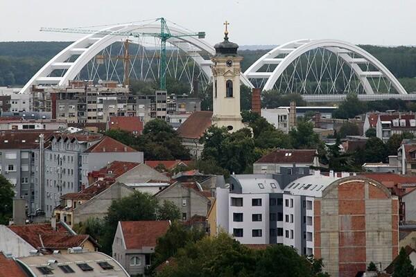 NOVI SAD SLAVI 273. ROĐENDAN: Od trgovačkog centra Ugarske do bezdušnih blokova zgrada