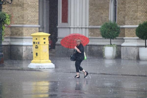 RHMZ: Obilnije padavine danas u Bačkoj i Sremu, od petka razvedravanje