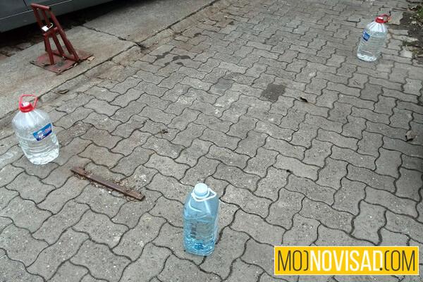Slobodan parking je retka životinjka i zato se mora čuvati!