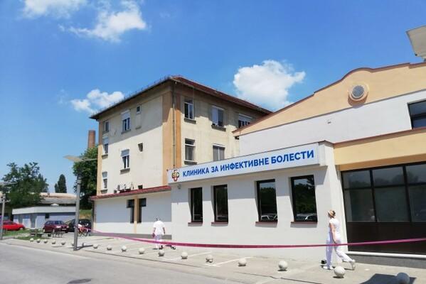 KOVID-19: U poslednja 24 sata u KCV primljen 31 pacijent, četvoro obolelih na respiratoru