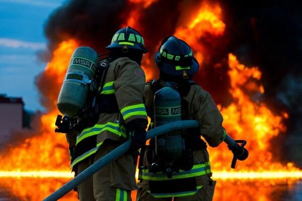 Požar na Podbari, nema ozbiljnije povređenih