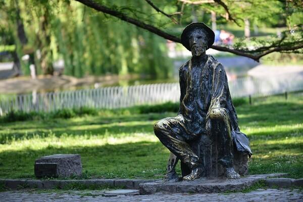 Skulpture Jovana Soldatovića deo su kulturnog identiteta Novog Sada (FOTO)