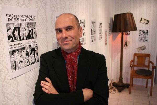 Miša Perić, vajar: Naši ljudi na umetnike i dalje gledaju kao na hobiste i marginalce