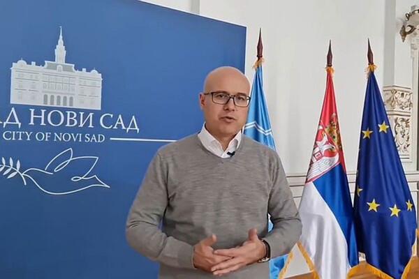 Vučević: Novi Sad će postati ekološki lider u zemlji