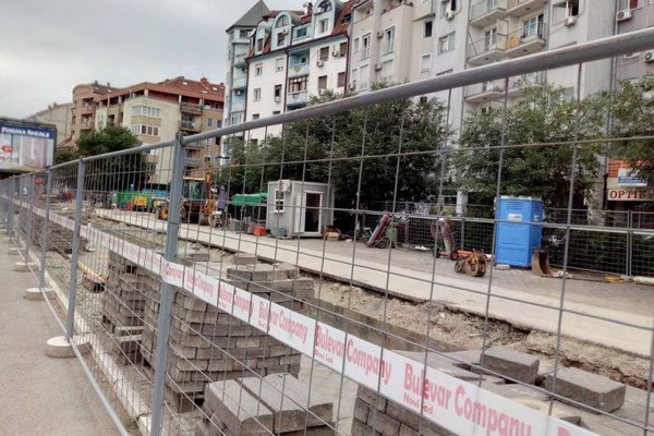 Menja se režim saobraćaja u raskrsnici Bulevara oslobođenja i Futoške