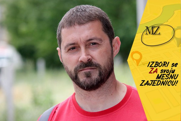 Aleksandar Lazarević, stanovnik Telepa: Grad se boji svojih građana i apsolutno mu nisu bitni (VIDEO)