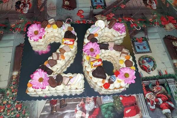 """""""CAKE NUMBER"""": Za tortama u obliku brojeva i slova poludeli i Novosađani (FOTO)"""