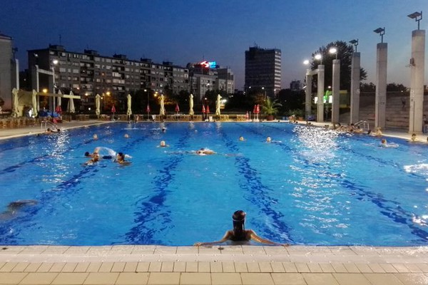 SPENS: Ponovo odložen početak kupanja na otvorenom bazenu