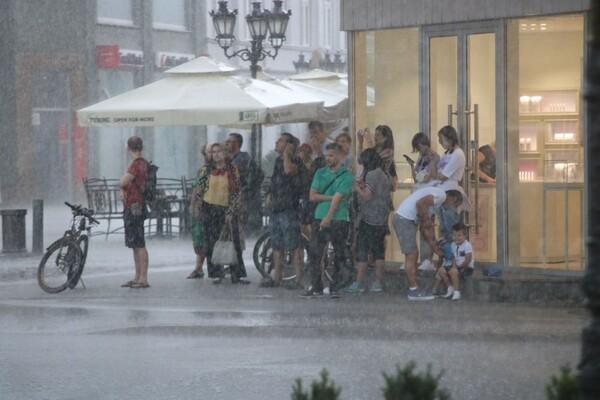 RHMZ upozorava na obilne padavine narednih dana, u subotu u NS do 20ºC