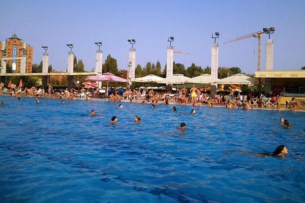 Od ponedeljka kupanje i na otvorenom bazenu Spensa