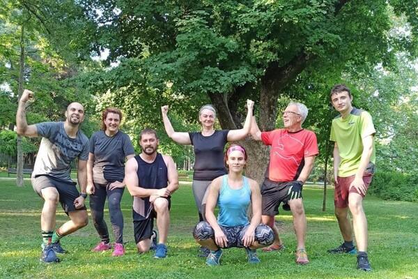 Vedri novosadski rekreativci deo su pokreta koji živi u 52 svetska grada (FOTO)