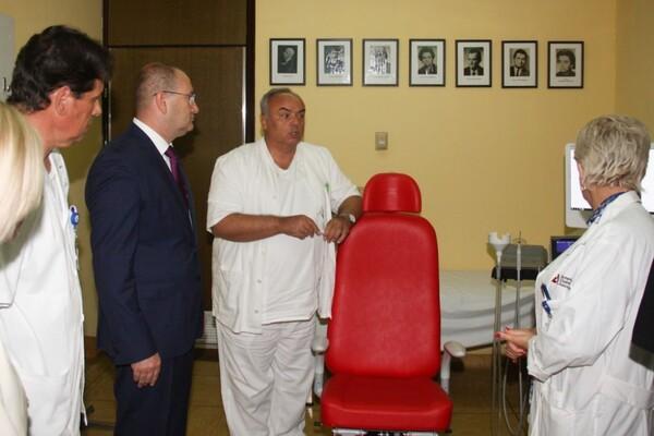 Klinika za ORL nakon skoro 100 godina dočekala kompletnu rekonstrukciju (FOTO)