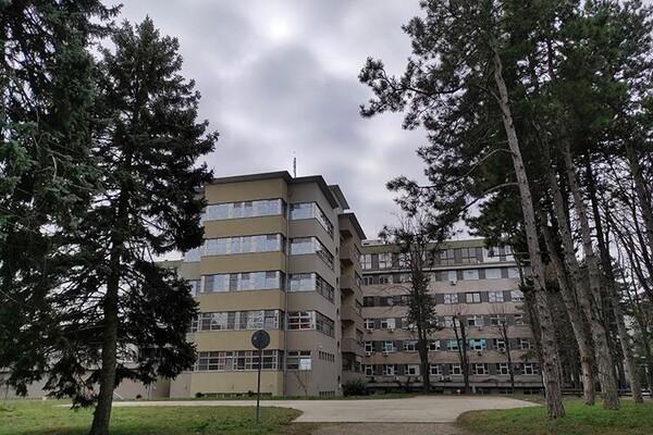 Blagi pad broja kovid pacijenata u novosadskim bolnicama