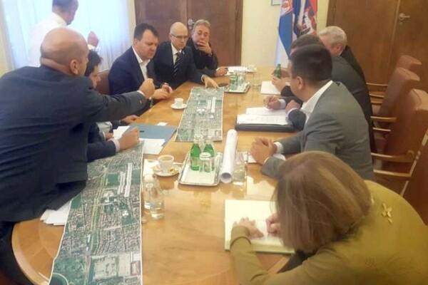 Konkretizovana saradnja Grada i APV kroz ulaganje u putnu infrastrukturu