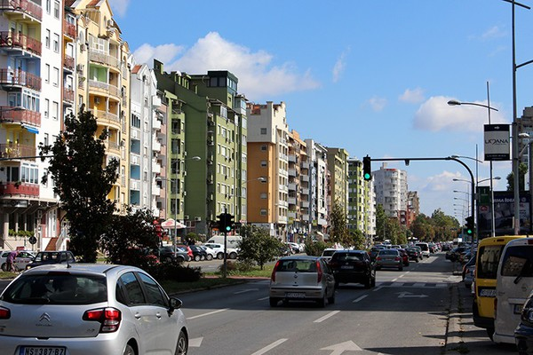 NOVOSADSKI BULEVARI (1): Od suženja saobraćajnice do duple ulice (FOTO)