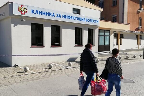 U novosadskim bolnicama hospitalizovana 403 kovid pacijenta, na respiratore priključeno 36 osoba
