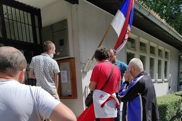 NOVOSADSKE NVO: Kršenje svih procedura na izborima za mesne zajednice (FOTO)