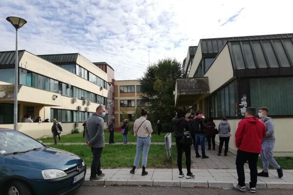 U Kovid ambulanti na Novom naselju za jedan dan pregledano više od 700 pacijenata