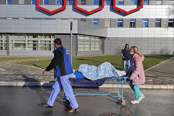 U novosadskim bolnicama 240 kovid pacijenata