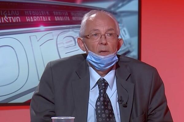 KON: Pojava novih slučajeva na respiratorima ne potvrđuje pretpostavku da je virus oslabio