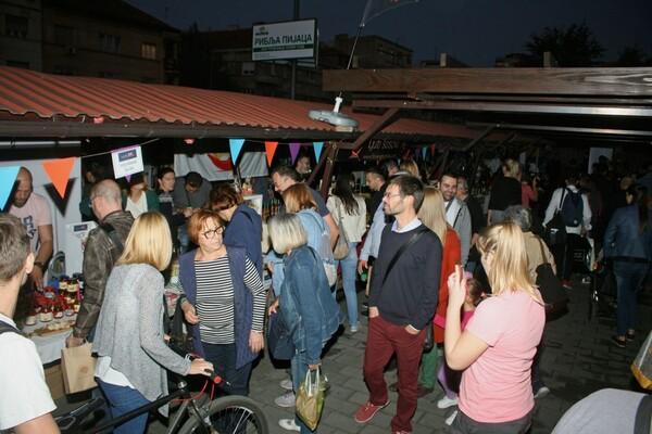 """Sedmi """"Novosadski noćni bazar"""" u petak na Ribljoj pijaci"""
