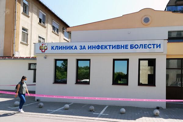 KOVID-19: U Novom Sadu raste broj hospitalizovanih, KCV bio prinuđen da obezbedi dodatne smeštajne kapacitete