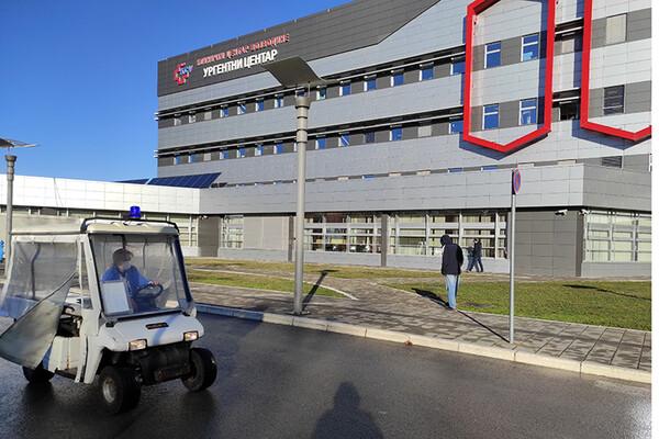 Raste broj kovid pacijenata u Novom Sadu, KCV ponovo morao da obezbedi dodatne smeštajne kapacitete