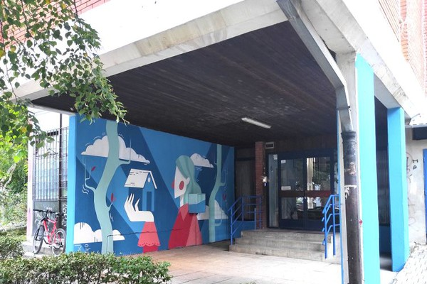 FOTO i VIDEO: Osvanuo novi mural u gradu