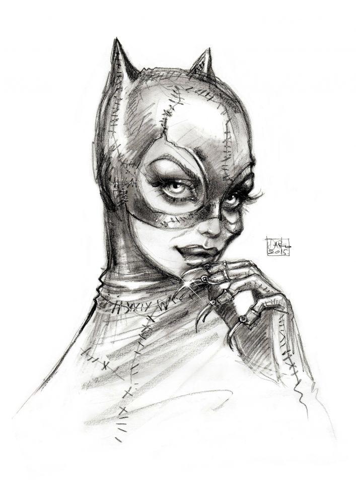Darko Đorđević, Catwoman